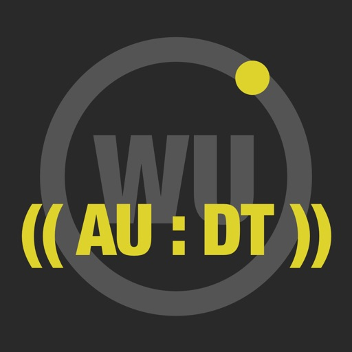 WU: AUDistortion icon
