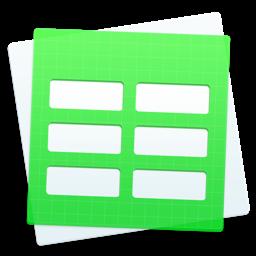 Ícone do app DesiGN for Numbers - Templates