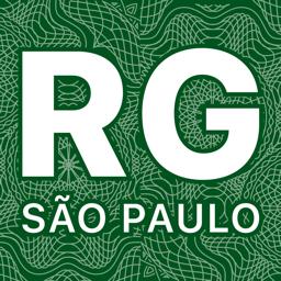 Ícone do app RG Digital SP