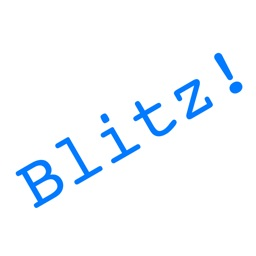 Blitz! Pro Speed Reader
