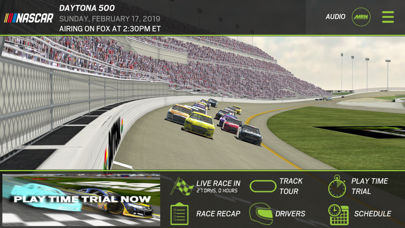 NASCAR RACEVIEW MOBILE Screenshot