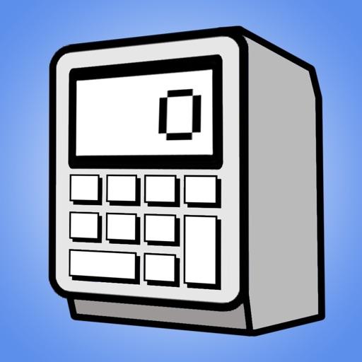 Calculator Desk Accessory icon