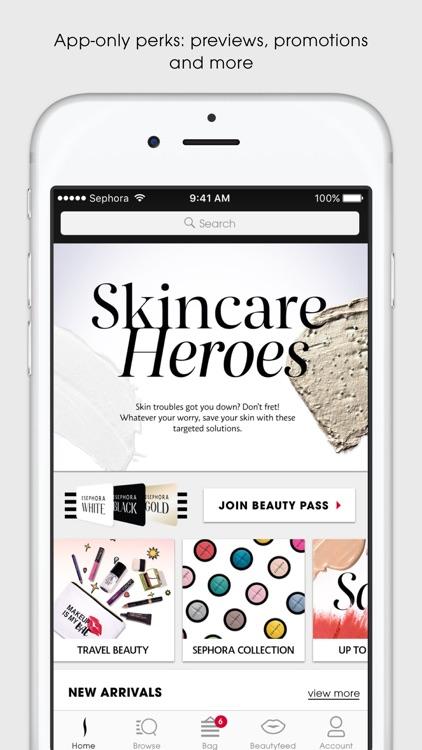 Sephora - Beauty Shopping