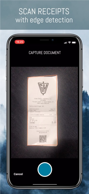 SwiftReceipt - receipt scanner on the App Store