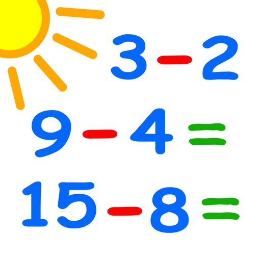 :-) Basic Subtraction