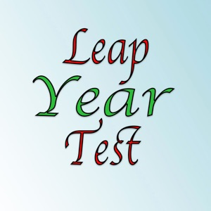 Leap Year Test