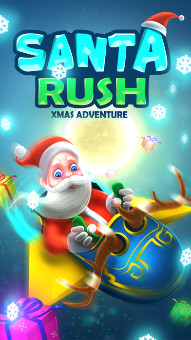 点击获取Santa Rush-Xmas Adventure