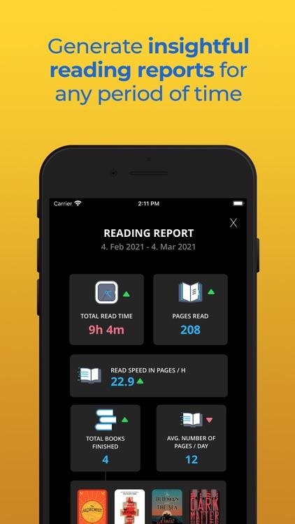 Bookly: Track Books & Stats screenshot-6