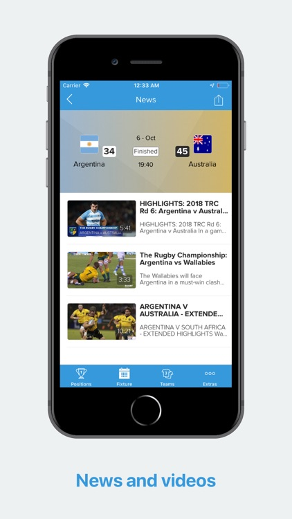 Todo Rugby screenshot-4