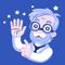 App Icon for Astrología y Quiromancia App in Colombia App Store