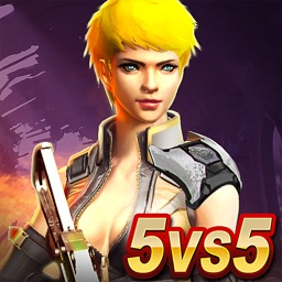 Critical Squad: Online FPS