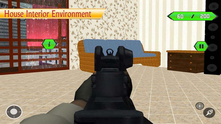 Stress Buster: Shooting Home