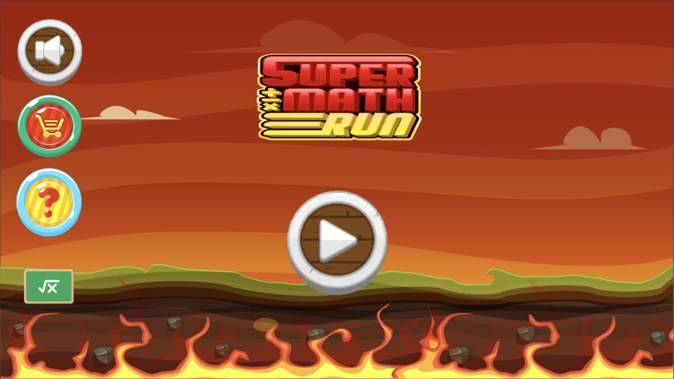 Super Math Run