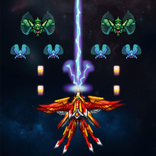 Galaxy Invader - Alien Shooter