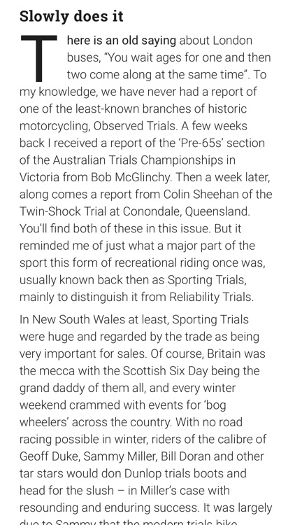 Old Bike Australasia screenshot-3