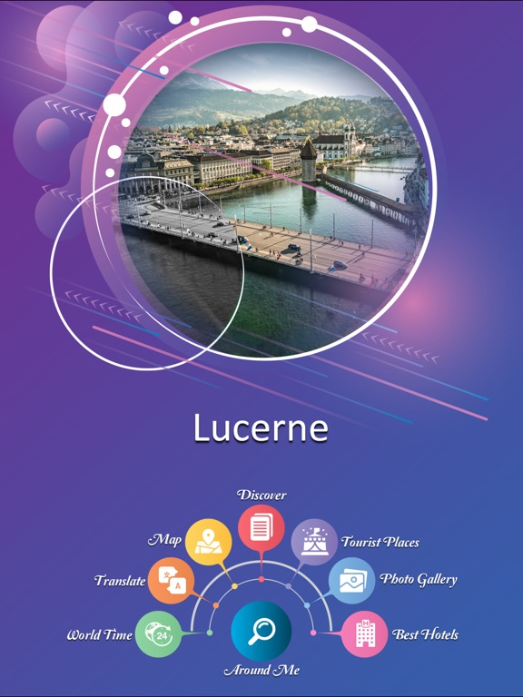 Lucerne City Guide screenshot 7