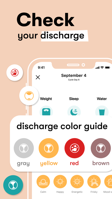 Flo Period & Pregnancy Tracker Screenshot