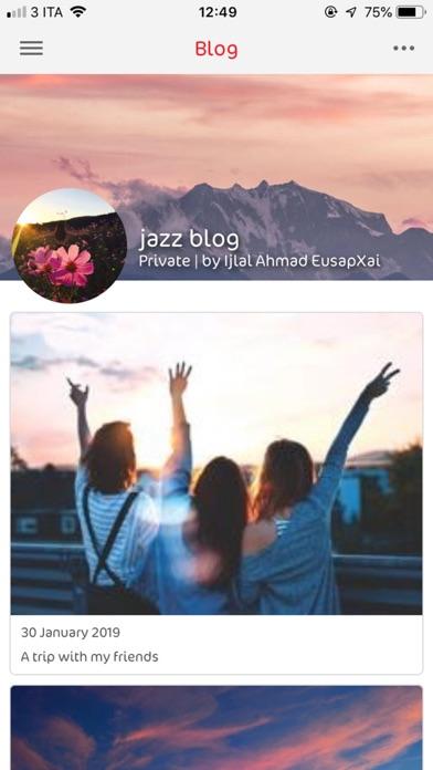 Jazz Drive Screenshot