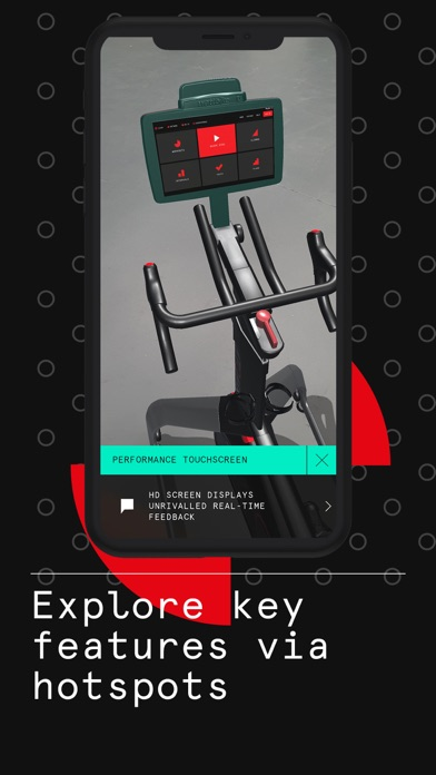 Wattbike Product Explorer Screenshot