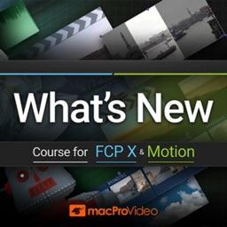 New Course for FCPX and Motion