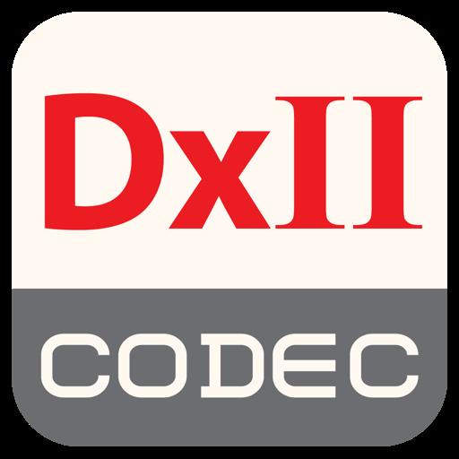 DxII Codec — for dbx-II/Disc