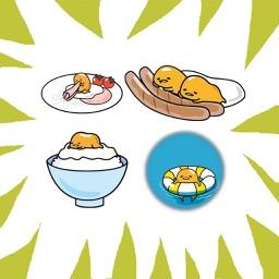 Scrambled Eggs Stickers