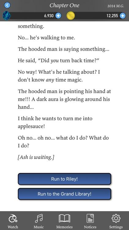 Timecrest: The Door