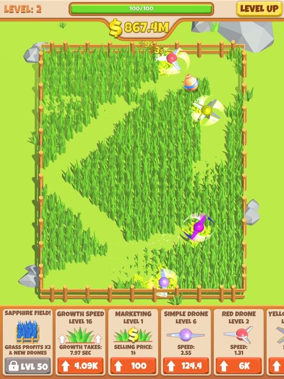 Idle Grass Cutter screenshot 7