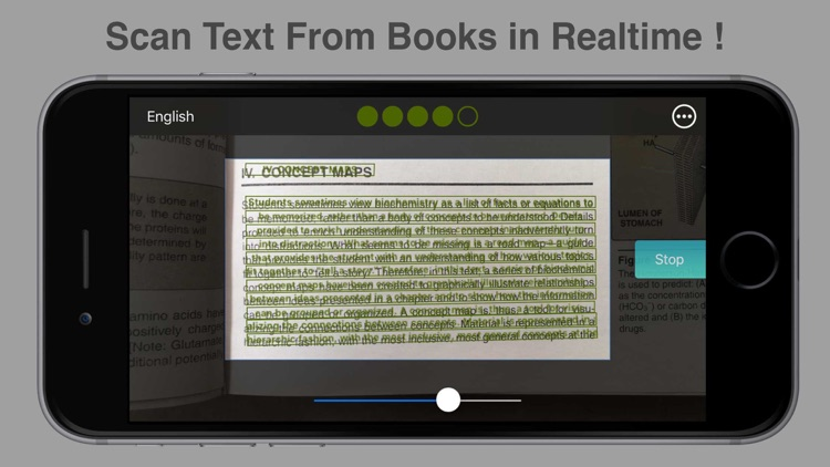 OCR Text Scanner & PDF Reader