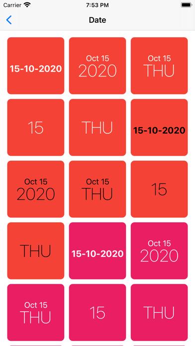 Widget of Art - Mini screenshot 8