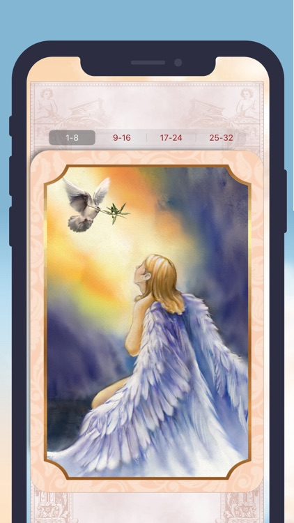 Angel Tarot Card Reading screenshot-5