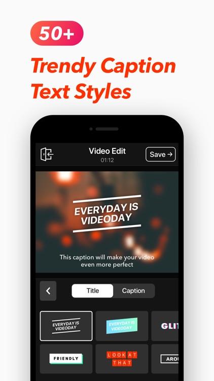 Video Maker VideoDay screenshot-3