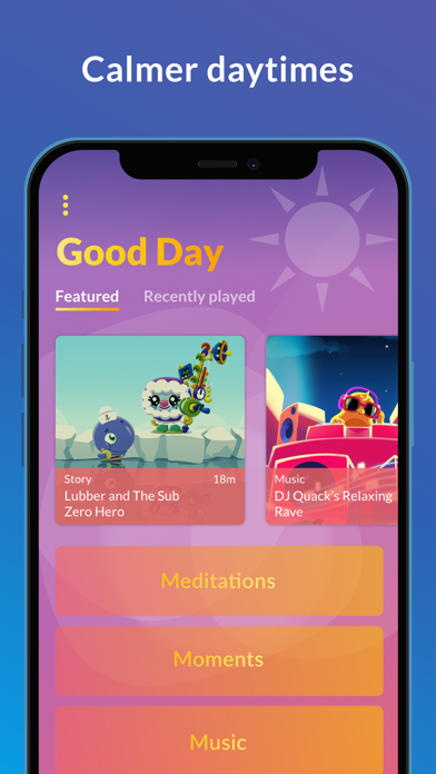 Moshi: Kids Sleep & Meditationのおすすめ画像4