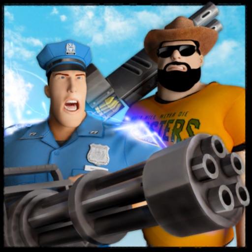 НАС Полиция Боевой имитатор