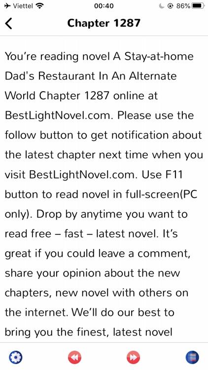 Read Stories - Novel Reader screenshot-5
