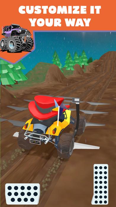 Offroad Race screenshot 3
