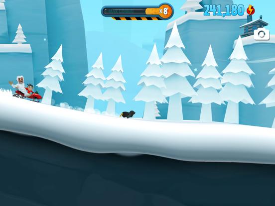 Ski Safari 2 ipad картинки