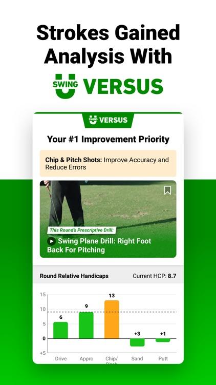 Golf GPS SwingU screenshot-8
