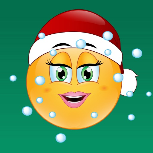 Christmas Emojis New by Nosakhare Ogbebor