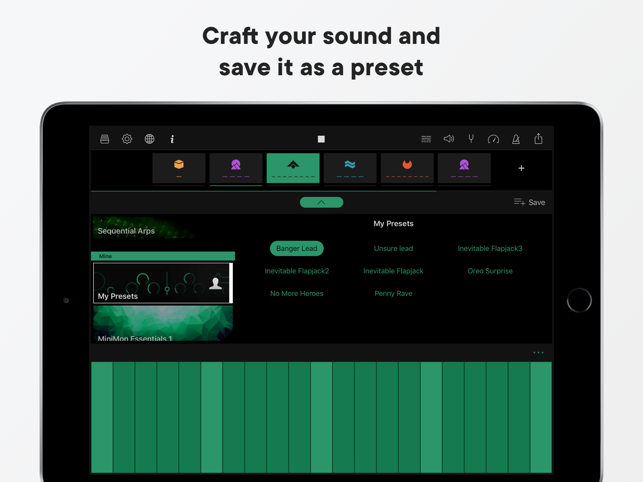 ‎Groovebox Screenshot