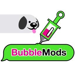 BubbleMods Stickers