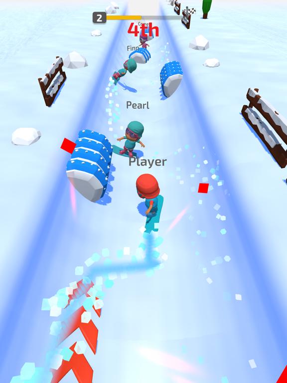 SnowBoard.io screenshot 6
