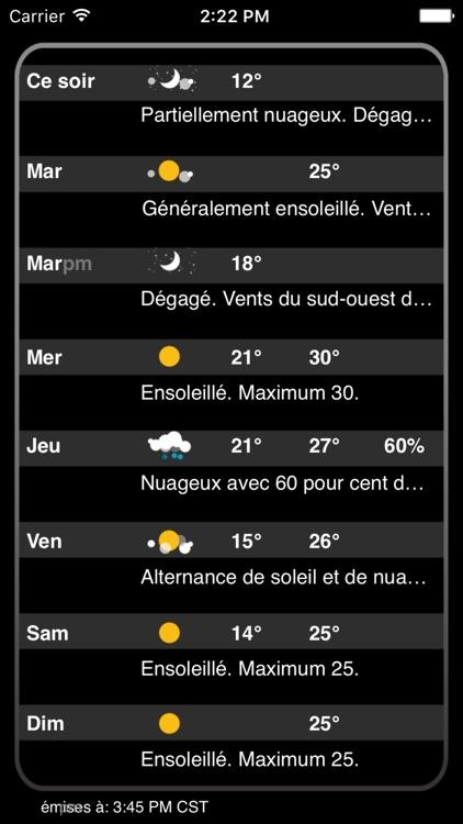 Atmosphérique Pro screenshot-4