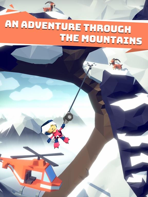 Hang Line: Mountain Climber screenshot 10