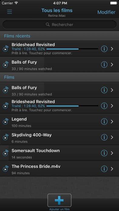 Screenshot for VLC Streamer in France App Store