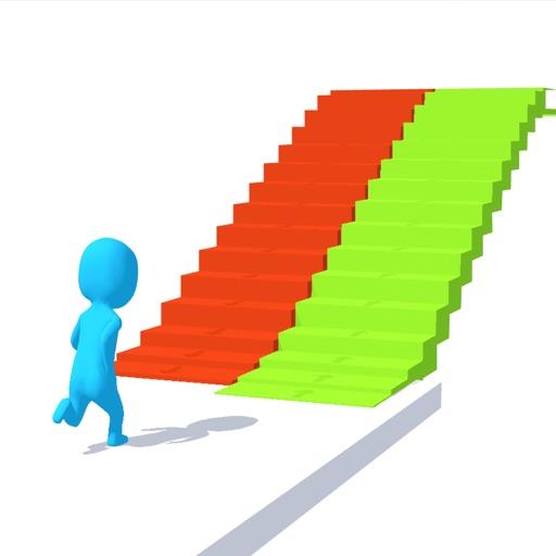 Escalator Race