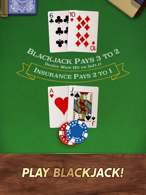 Blackjack 21 ⁂ screenshot 7