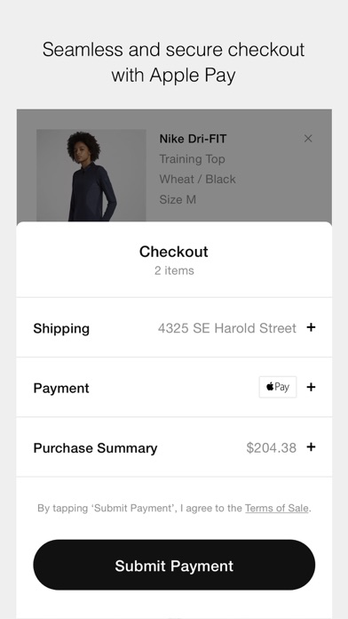 Screenshot for Nike in United States App Store