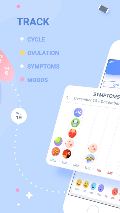 Download Paloma - Menstrual Calendar for Pc