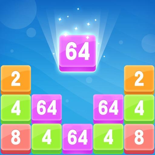 ナンバードロップ - 2048数字パズルゲーム